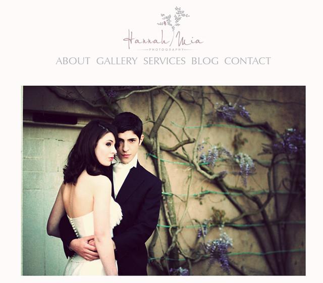 Hannah Mia Wedding Photography