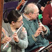 DSCN6941cc Ealing Symphony Orchestra rehearsal. Leader Peter Nall. Conductor John Gibbons. 11th February 2017. St Barnabas Church, Ealing, west London. (Photo: Lucy Robinson)