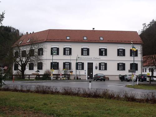 Gemeindeamt Eisbach, Gratwein-Straßengel, Austria