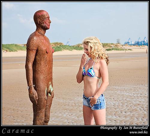 Anthony gormly nude