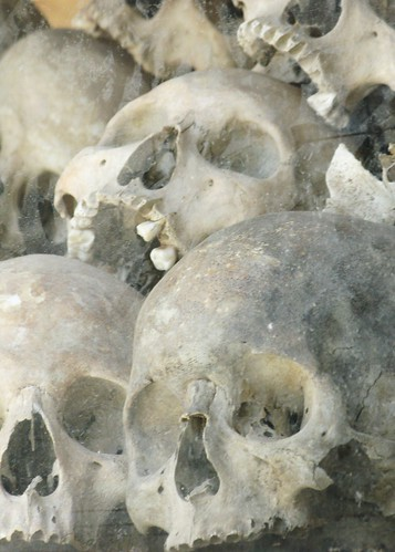 Choeung Ek Killing Fields - Phnom Penh, Cambodia