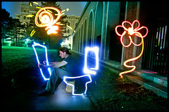 light painting public toilet idea (andreas gessl) Tags: vienna wien light lightpainting night painting austria crazy long exposure nacht drawing creative andreas cinematic lichtmalerei twop lightart lightdrawing lichtmalen gessl lightjunkie andreasgessl