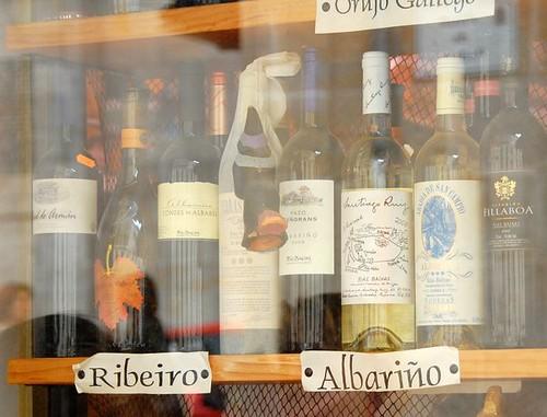 vini di galizia
