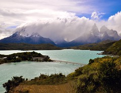 Torres del Paine National Park (miguelyn..) Tags: chile patagonia lake clouds torresdelpaine puertonatales lakepehoe imagepoetry painetowers platinumphoto superaplus infinestyle theunforgettablepictures platinumheartaward miguelyn artofimages daarklands bestcapturesaoi magicunicornverybest magicunicornmasterpiece elitegalleryaoi ringexcellence dblringexcellence