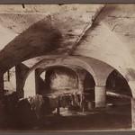 St. Denis - cave - vieille maison de retraite