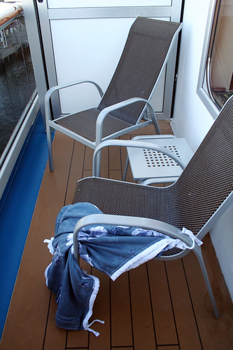 Another Balcony Photo (Cabin 1101, Carnival Splendor)