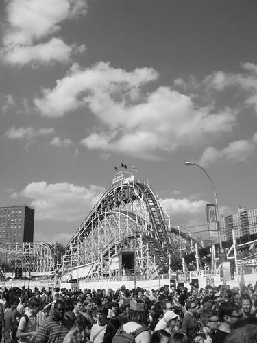 Coney Island...