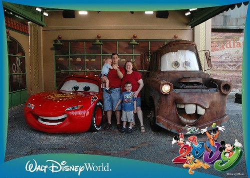Mater and Lightning were LOUD