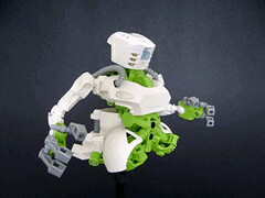360* spin! (The Zipper) Tags: robot lego space scifi float bionicle mecha