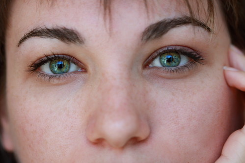 aggeliki's eyes