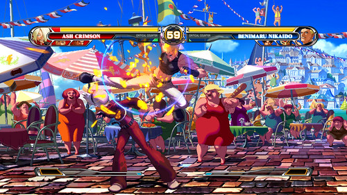 KOF XII Screenshot 1
