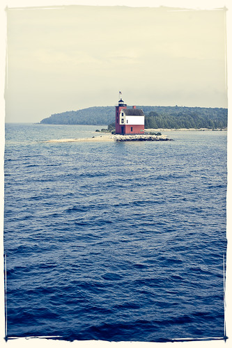 Lighthouse, Mackinac
