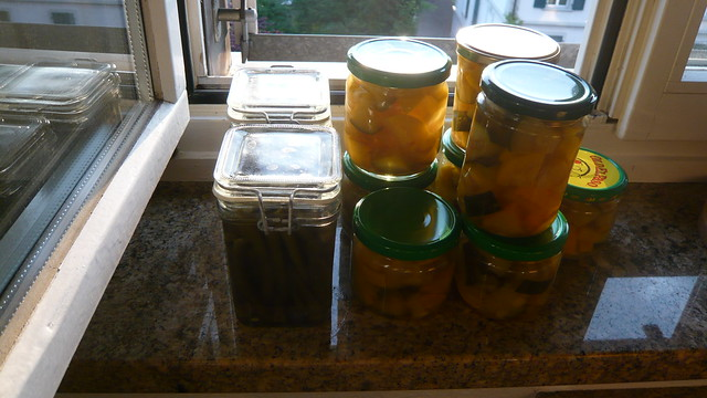 Pickled Curry Zucchini 4