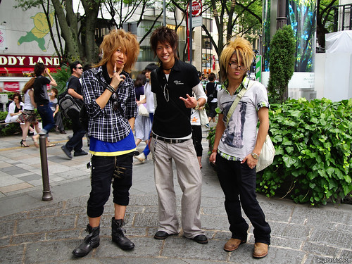 Japanese Guys Street Fashion by tokyofashion.