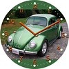 Susan's Green Volkswagon Beetle