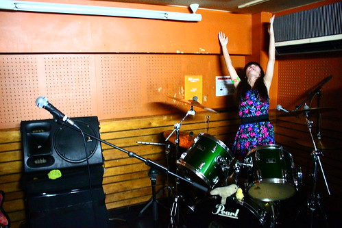 えびのお寿司おねえさん@was in tokyo 東京にもあったんだ。