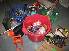 Pile o tools