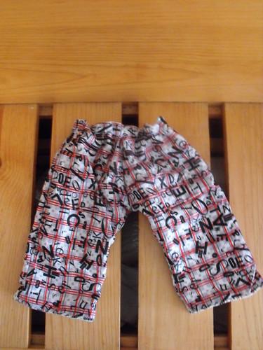 Pantalones de regalo
