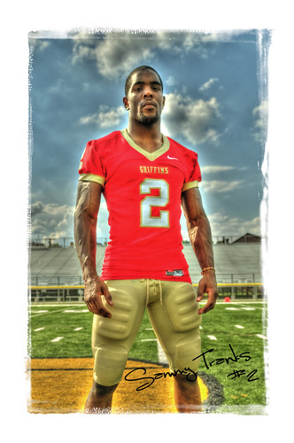 #2 Sammy Tranks - Seton Hill