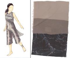 Myriam, fabric swatch