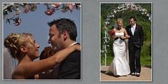 Marey and Geoffrey Page 12 13 (mpdillon) Tags: wedding geoffrey shriver marey