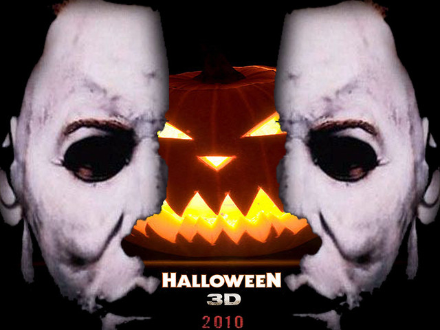 3d halloween desktop wallpaper. Halloween 3D Desktop Wallpaper