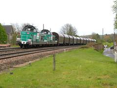 SNCF 69409+69438 @ Hesdigneul