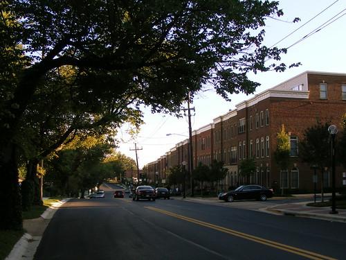 Amherst Avenue, Wheaton