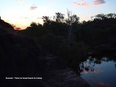Sunset (kezzajohnson) Tags: creek river waterfall surprise np reynolds litchfield tolmer xr400 wr450f dr650 finniss te510