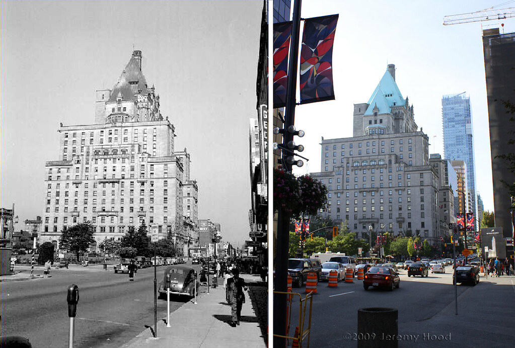 Hotel Vancouver - 1949/2009