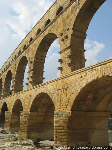 Aqueduto Romano de Pont du Gard, França