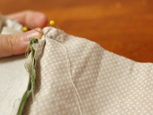 How to make a petit pouch 23