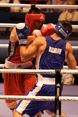 Aiba World Boxing Finals 29 (Marcello Farina) Tags: milan milano ring gloves finals punching punch olympic boxing 2009 boxe amateurboxing russo damiano worldchampionships aiba olympicboxing worldboxingchampionships cammarelle clementerusso robertocammarelle domenicovalentino valetnino zhileizhang