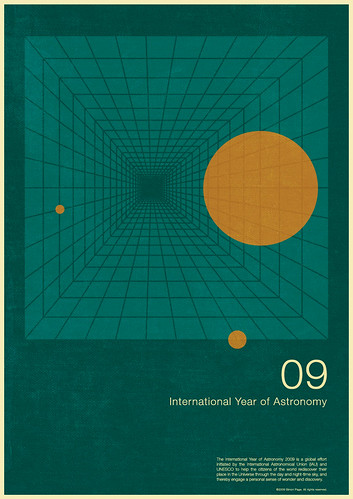 International year of Astronomy 2009 - Poster No. 4