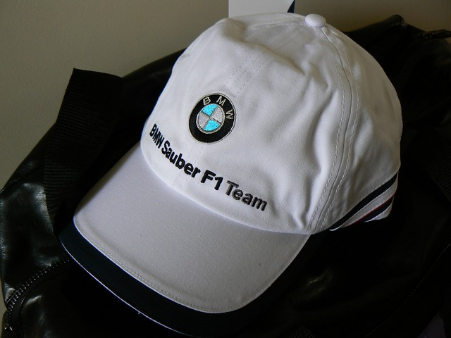 20090919 BMW Sauber 2009 cap by halfbyteproductions