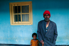 Retired plantation worker (kehworks) Tags: poverty tea plantation labour srilanka ceylon development tamil uwa