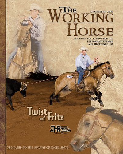 Working Horse Magazine Cover