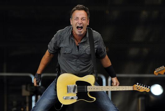 Bruce Springsteen el 2 de junio en el Estadio Olímpico de Munich
