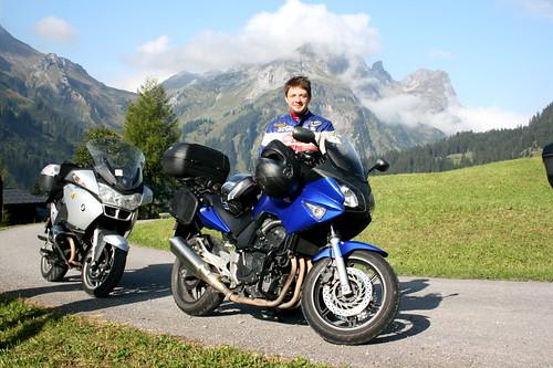 Tura in Alpi cu Vlad Septembrie 2009 (1)
