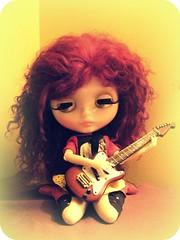 Rock baby!
