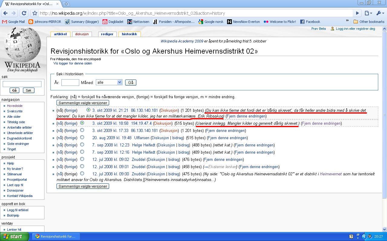 wiki krangling