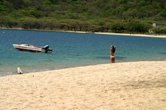 Infinito (saxopuro) Tags: sea beach landscape mar mujer colombia selva playa paisaje jungle