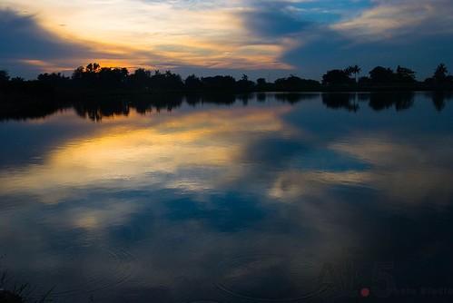 黃昏運河的表情.jpg
