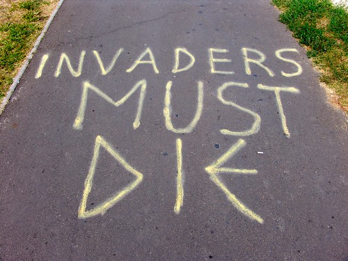 Invaders Must Die