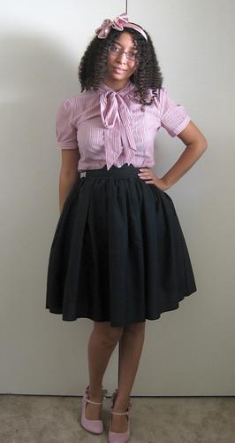 lbd skirt