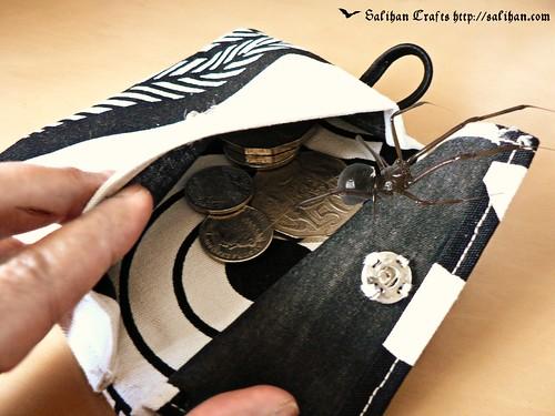 Ikea Handmade Wallet