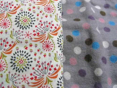 Fabrics from Okadaya