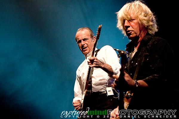 Francis Rossi and Richard John Parfitt - Status Quo – Düsseldorf, Philipshalle – 24.10.2009