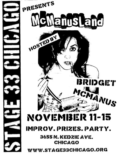 McManusLand Flyer