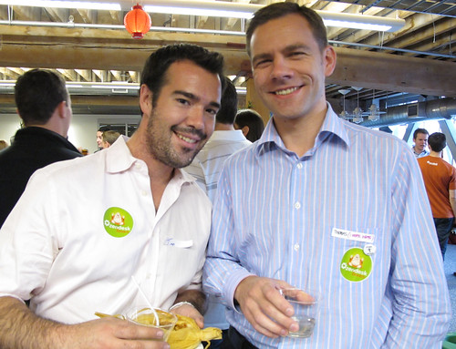 Zendesk HQ Office Warming Party